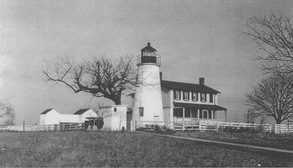 Light Station to include carraige house